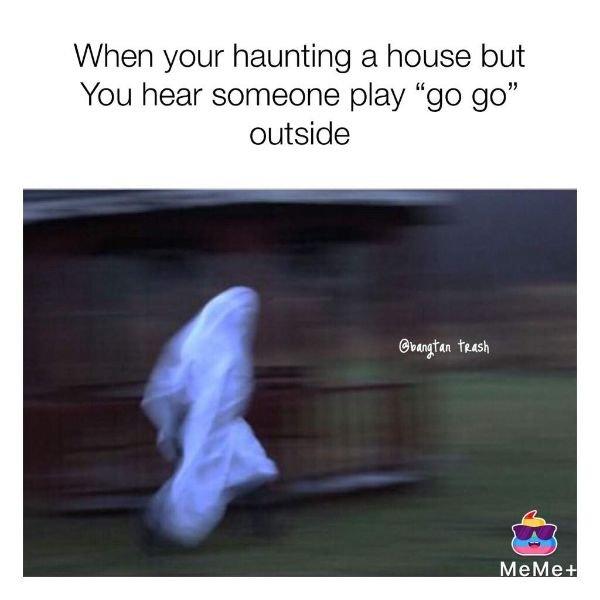 Ghostly memes
