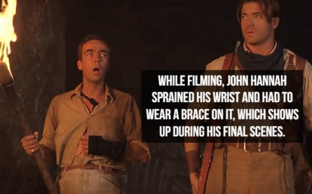 """Interesting Details About """"The Mummy"""""""
