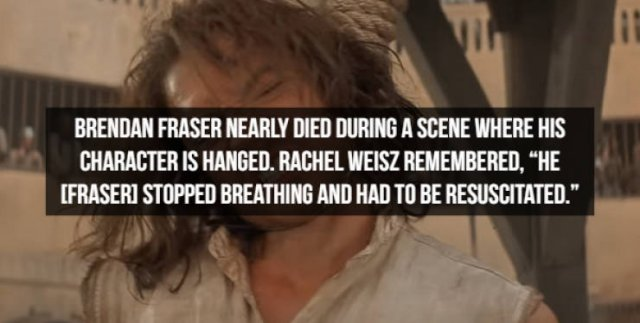 "Interesting Details About ""The Mummy"""