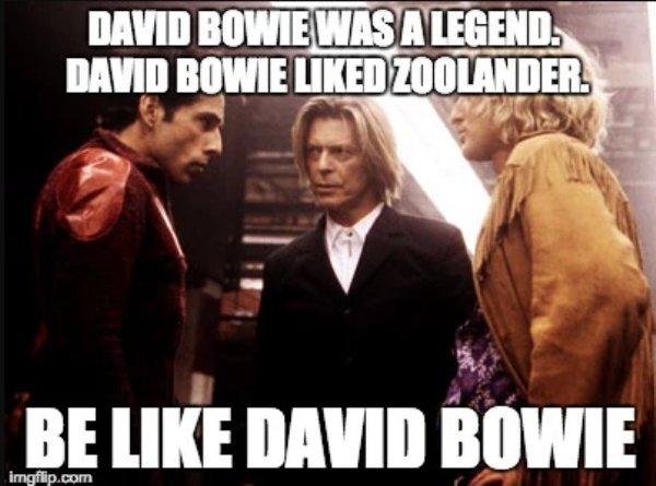 """""""Zoolander"""" Memes"""