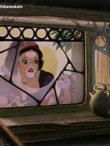 If Disney Princesses Were More Realistic