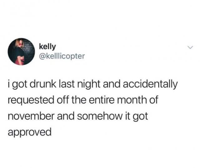 What Happens When You Drunk