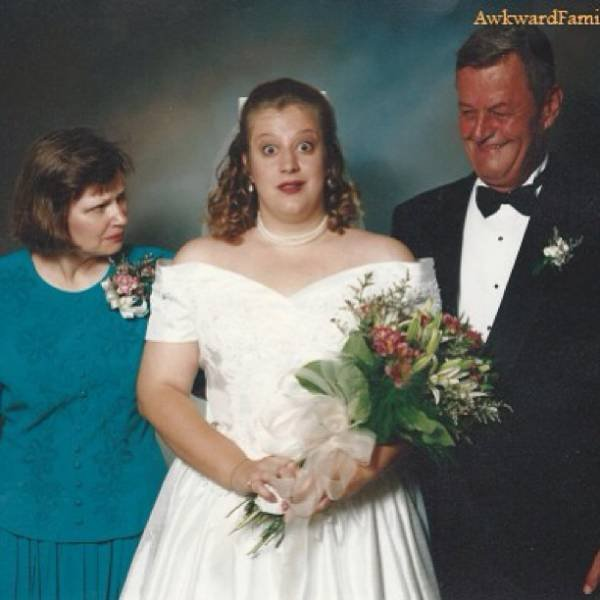 Funny Old Family Photos