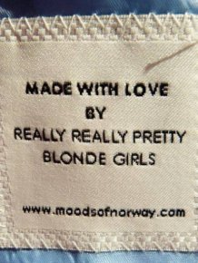Creative Clothing Tags