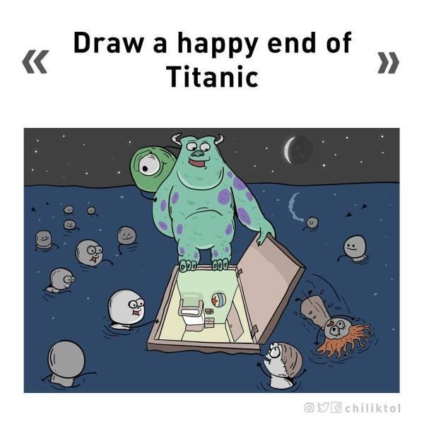 Followers Ask — He Draws