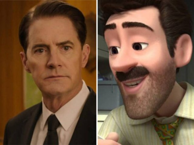 Stars Who Have Voiced Animated Pixar Characters