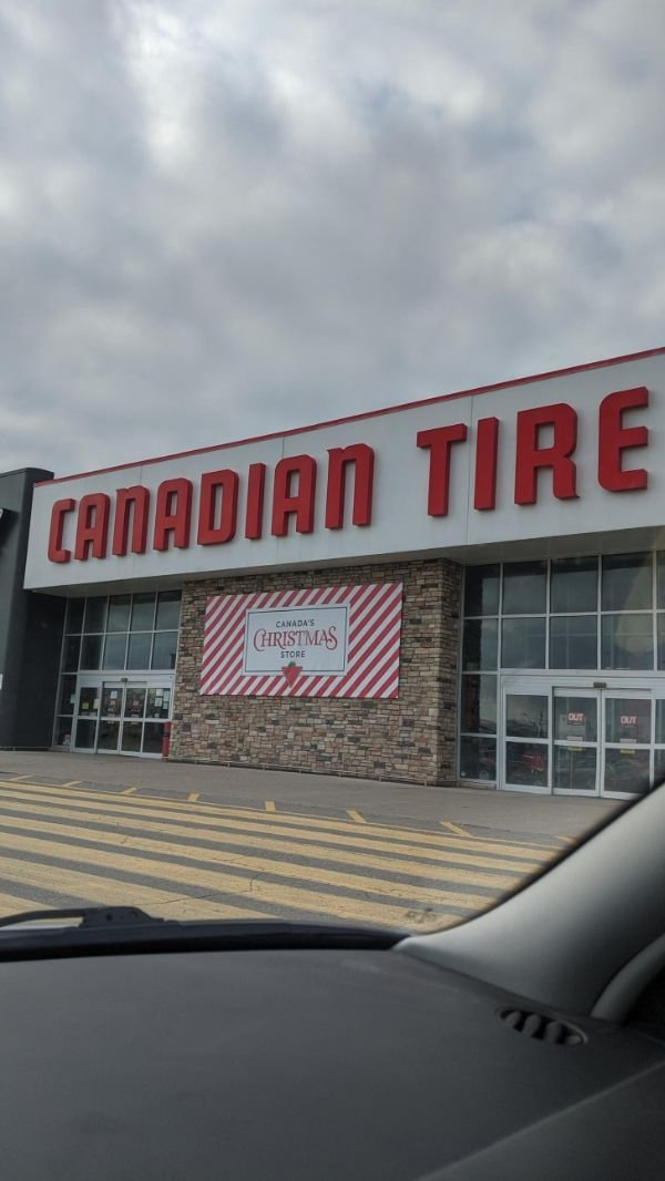 Welcome To Canada!, part 7