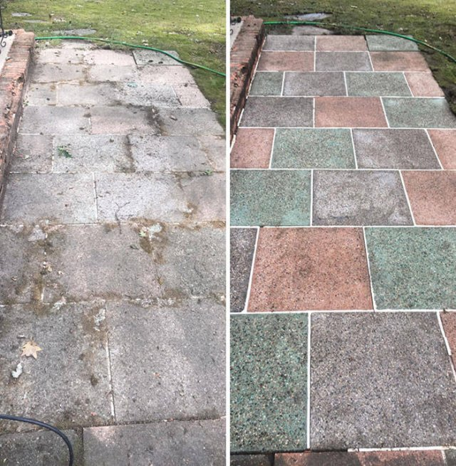 Power Washing Makes A Difference