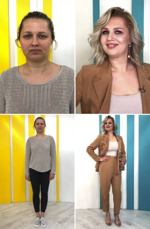 Transformations By Stylist