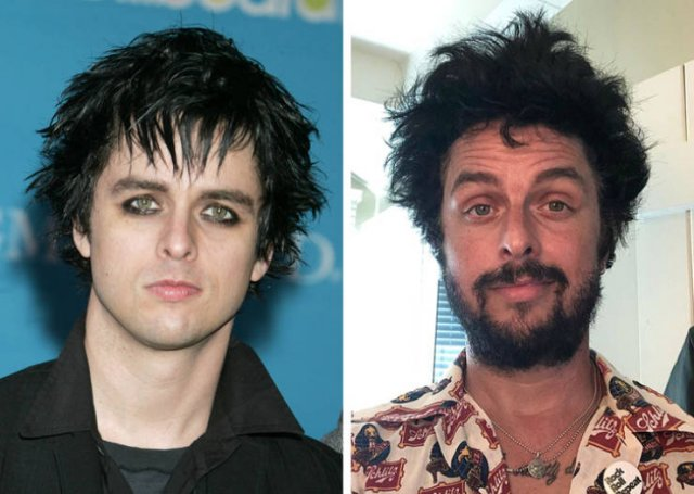 Rock Stars: Then and Now, part 2