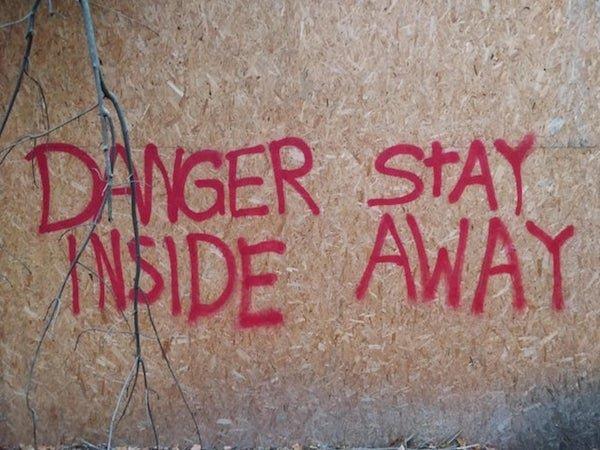Strange Signs, part 4