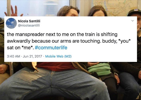 Commuter Life Tweets