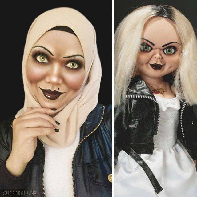 Hijab Cosplay