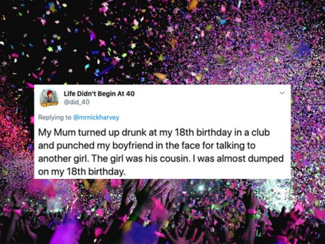 Parents Doing Strange Things