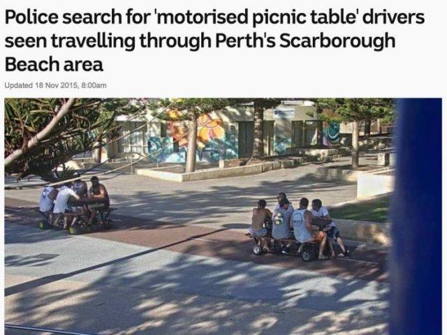 Headlines About Australian Men