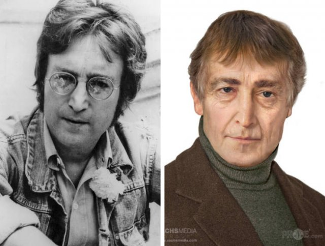 What Would Famous People Look Like If They Were Alive