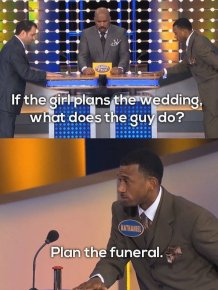 "Best ""Family Feud"" Answers"