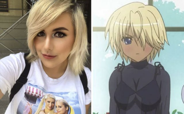 What If Anime Was Real?
