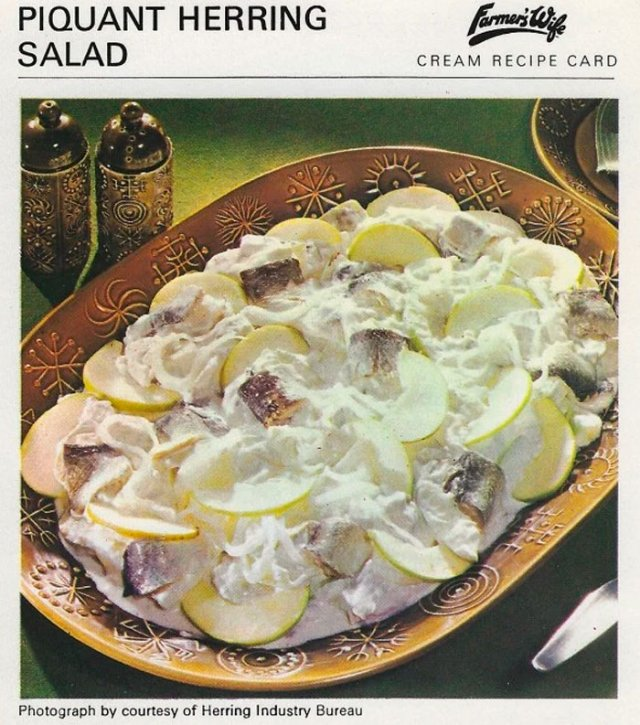 Strange Vintage Recipes