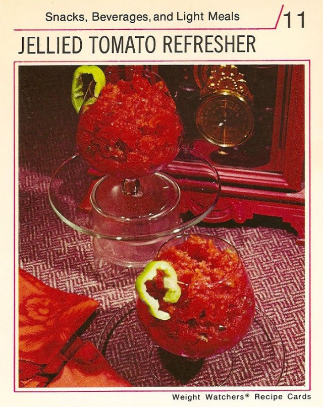 Strange Vintage Recipes