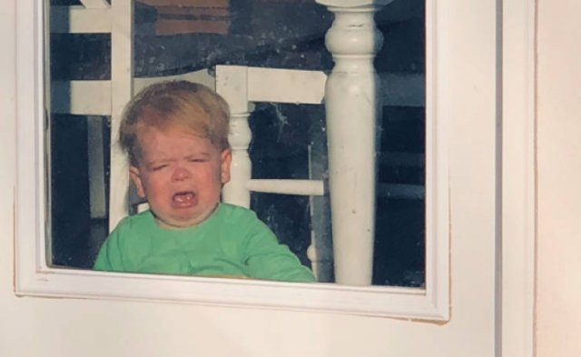 Kids Look Like A Little Chris Farley