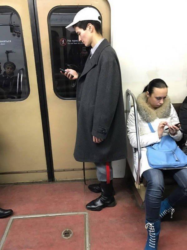 Strange Fashion, part 10