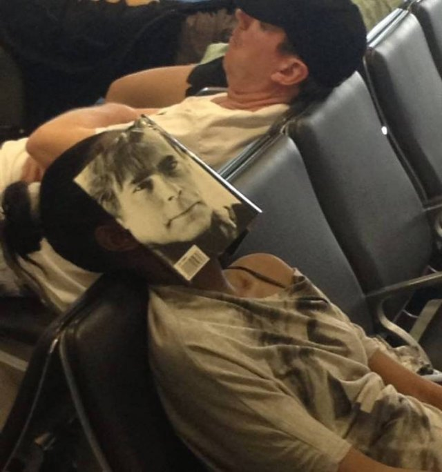Strange Things In The Airports