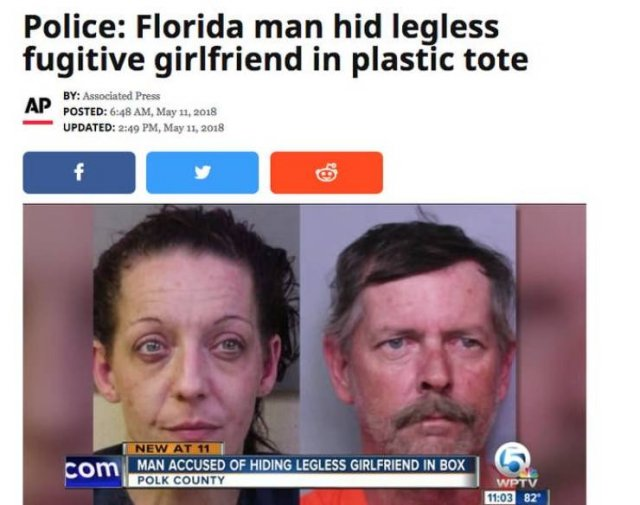 Crazy Florida People