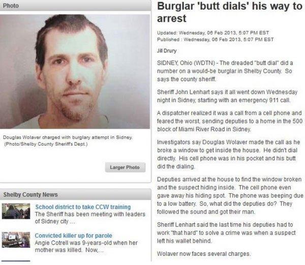 Crime Fails
