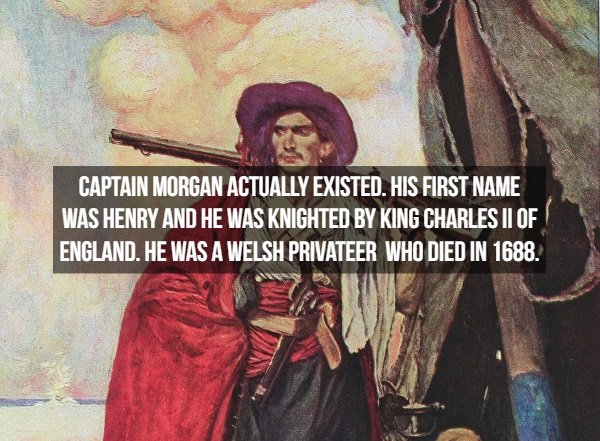 Interesting Historical Facts, part 3