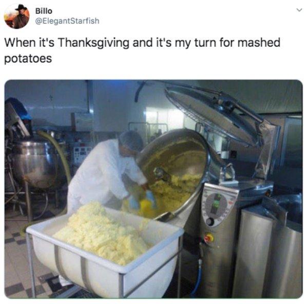 Thanksgiving Tweets, part 2