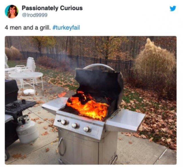 Thanksgiving Fails, part 3
