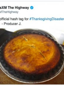 Thanksgiving Fails