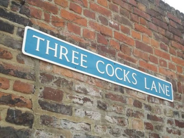 Funny Places