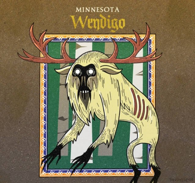 Mythical Animals Of The USA
