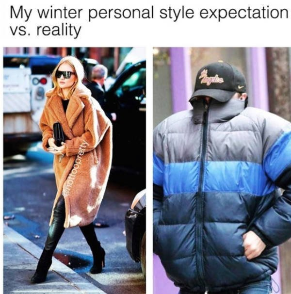 Cold Winter Memes