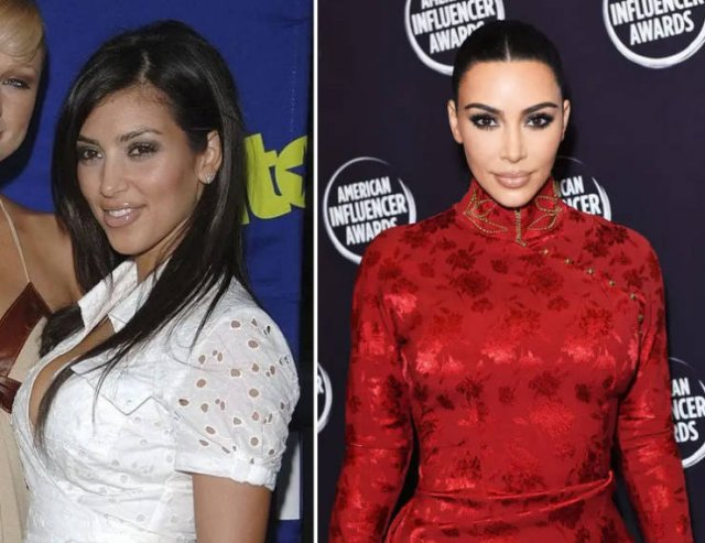 Celebs Then And Now, part 4
