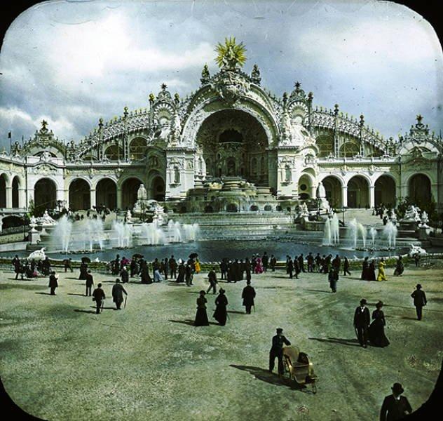 Historic Photos Of Famous Places