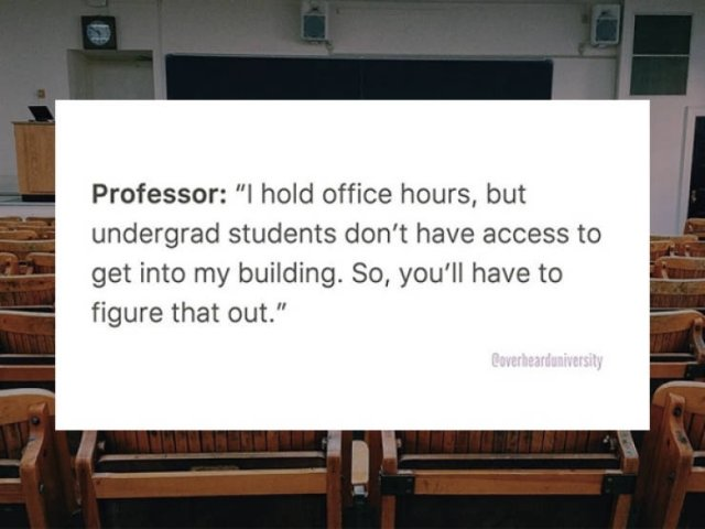 Hilarious College Pearls