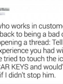 Customer Service Is Pure Evil