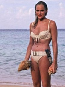 Actresses Who Played Bond Girls: Then And Now