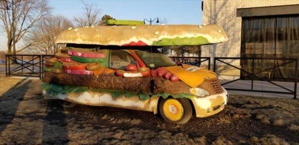 Show Me Your Weird Car