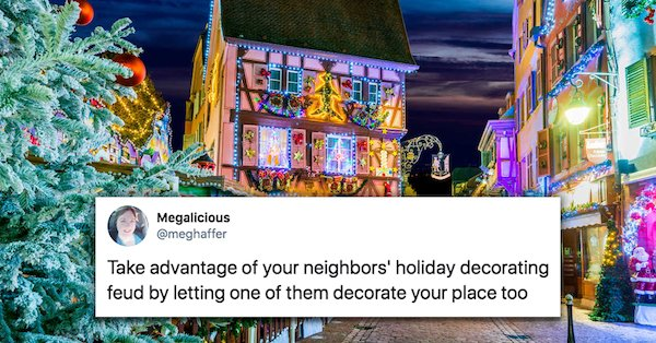 Christmas Decorating May Be Sickening