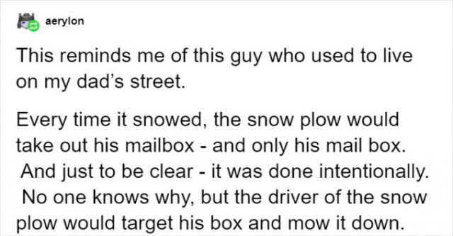 Smart Trick From The Mailbox Owner