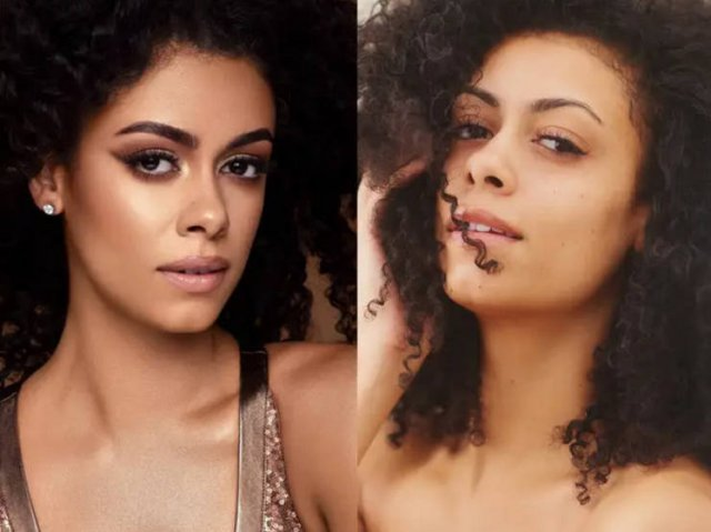 No Make-Up Photos Of Miss Universe Contestants