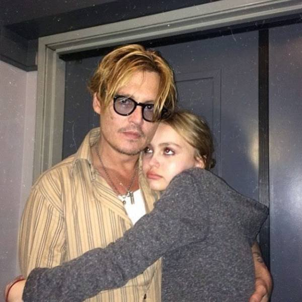 Famous Fathers And Their Daughters