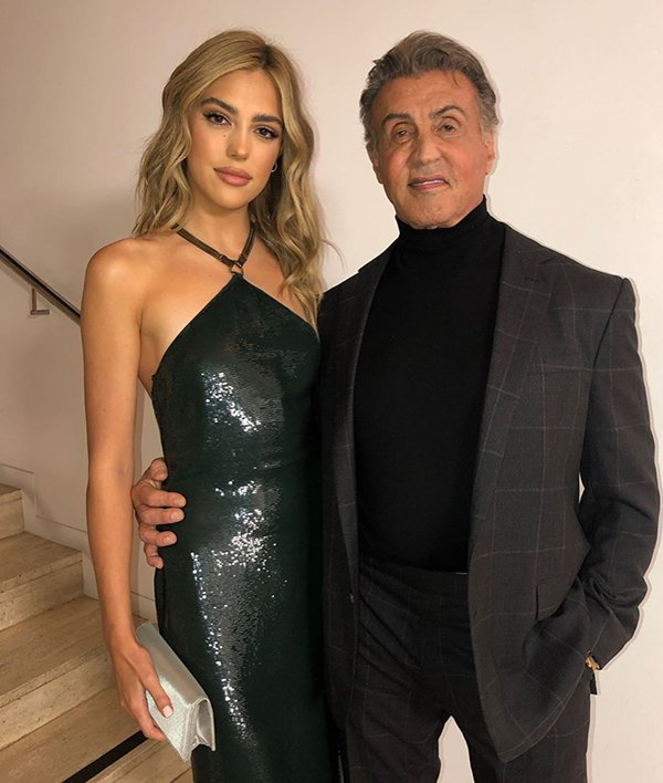 Sistine Stallone: Beautiful Sly's Daughter