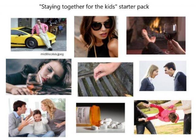 There Is A Starter Pack For Everything, part 2