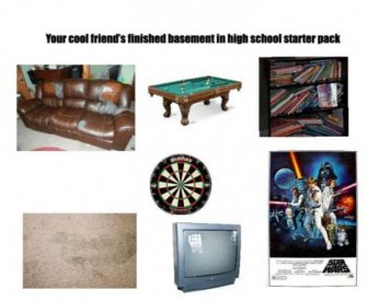 There Is A Starter Pack For Everything