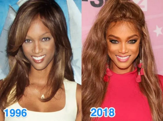 Celebs Who Have Aged the Best